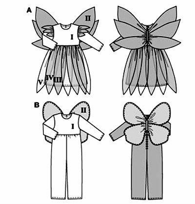 Как сделать костюм феи Винкс своими руками для детского праздника?