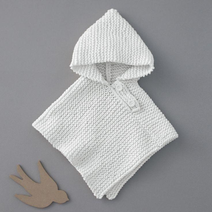 Modell 309/3, Babyponcho aus Aviso von phildar « phildar « Strickmodelle weitere Marken « Stricken & Häkeln im Junghans-Wolle Creativ-Shop kaufen