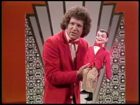 "Albert Brooks' ventriloquist bit on ""The Flip Wilson Show"" (1972)"