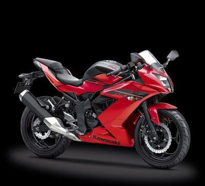 Motor Ninja 250cc dan Ninja RR Mono