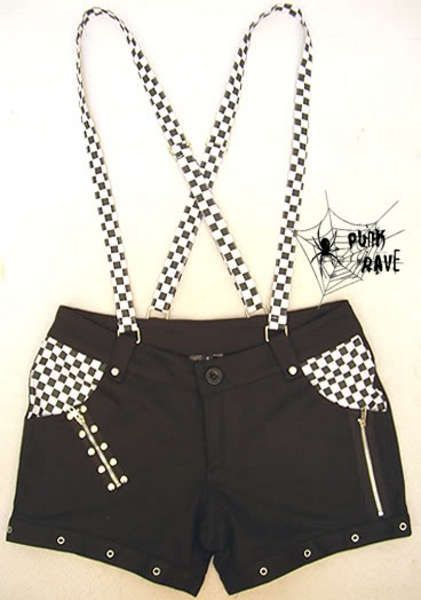 PUNK RAVE -  VISUAL K PANTS