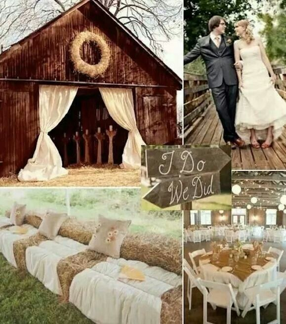 I want my dream wedding to look like this country