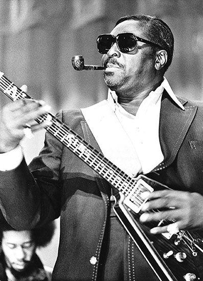 Albert King Blues Legend