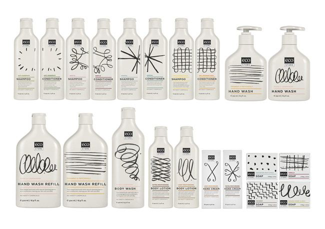 Ecostore | Packaging of the World: Creative Package Design Archive and Gallery