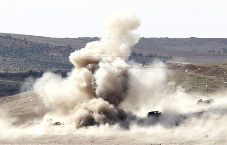 Сирия ВОЙНА: ИГИЛ массово бегут с Дамаска после АВИАУДАРОВ ВВС РФ 20 10 ...
