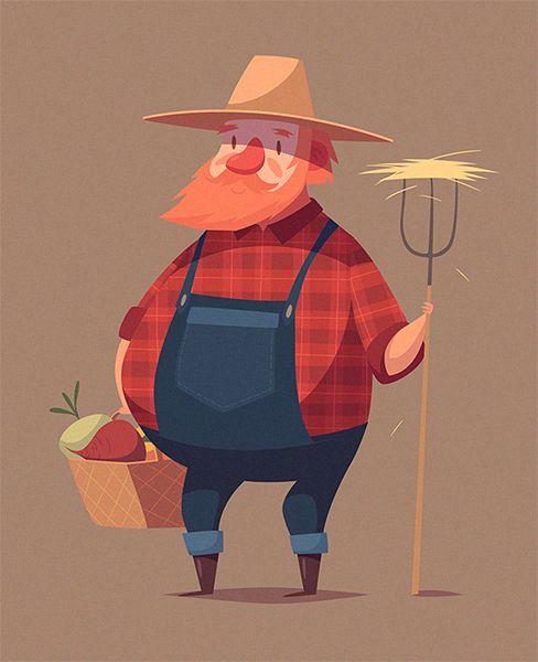 Los personajes: Lencho- Lencho es un hombre compensino, sencillo, súper fiel, y…