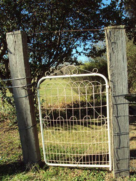 gate at Blandford