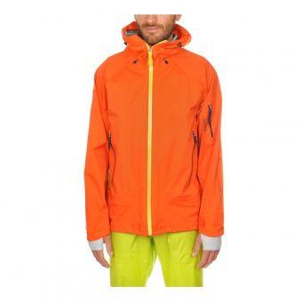 Veste de ski homme Dermizax® PRO MT RAINIER orange