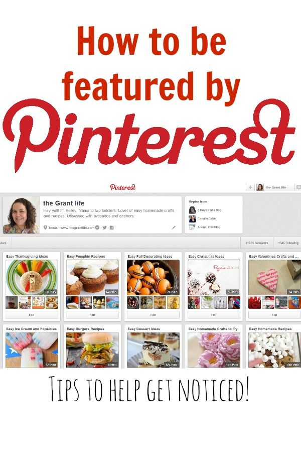 Blogging Tips: How to get Featured by Pinterest from @Matt Valk Chuah Grant life