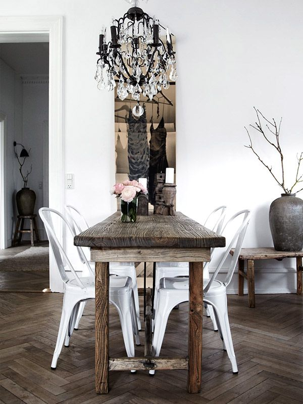 Shabby Chic   Danish home, full of light that stands out the best shabby chic style ...