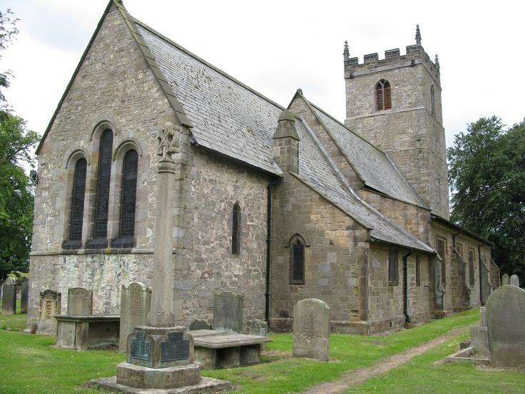 St Andrew's Church, Newton Aycliffe, Co. Durham