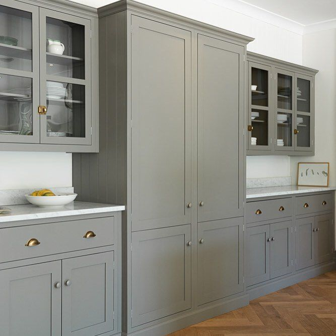 A kitchen that will truly take your breath away! Check out the new stunning Queens Park kitchen project on our website now. #deVOLKitchens