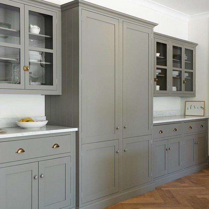 Grey Kitchen Furniture: Best 25+ Glass Cabinets Ideas On Pinterest