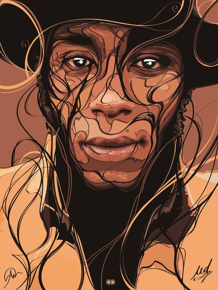 Mos Def. on Behance by Mos Def. on Behance by Emmanuel Mdlalose