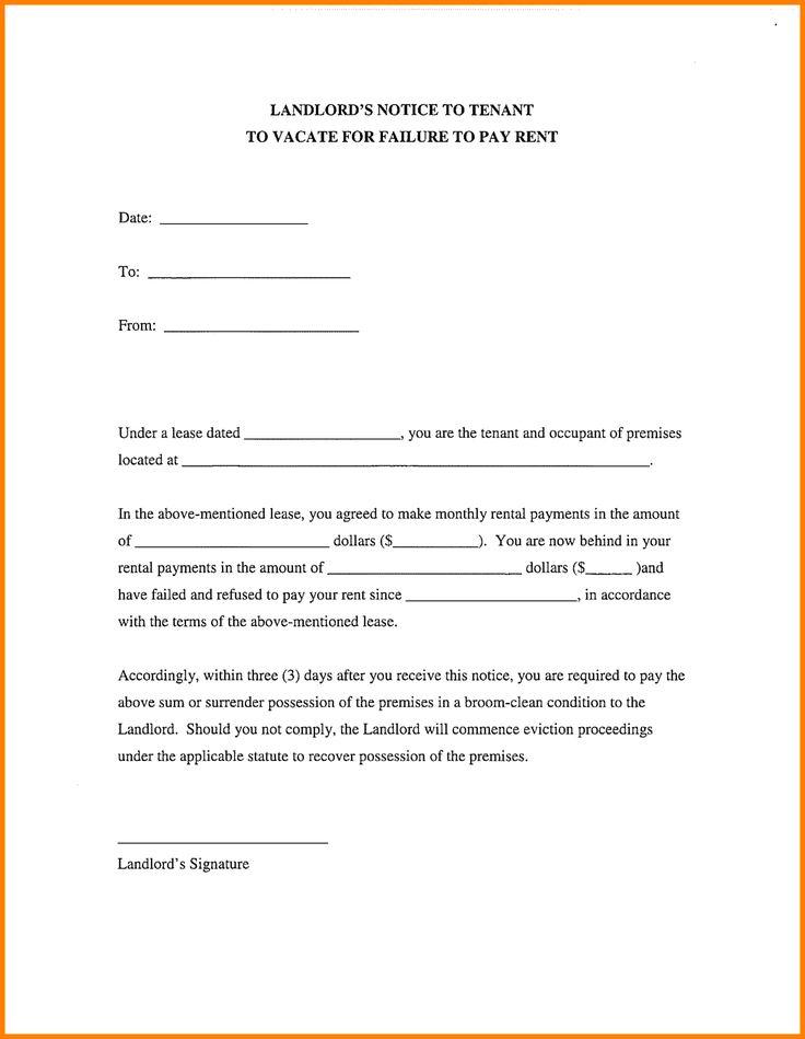 certification letter rental from landlord tenant
