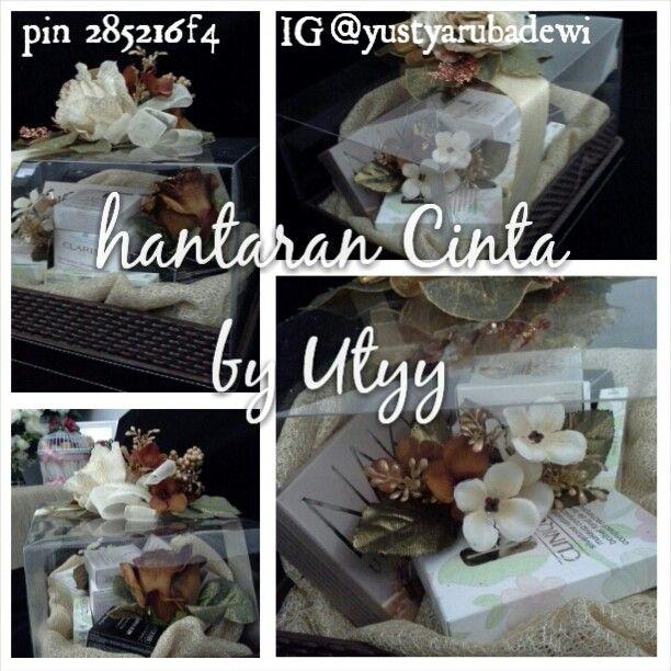 """Everything can be beautiful with """"Hantaran Cinta"""""""