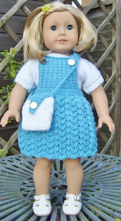 Knitting Patterns For Journey Girl Dolls : 829 best Journey girl- knit and crochet images on Pinterest Doll patterns, ...