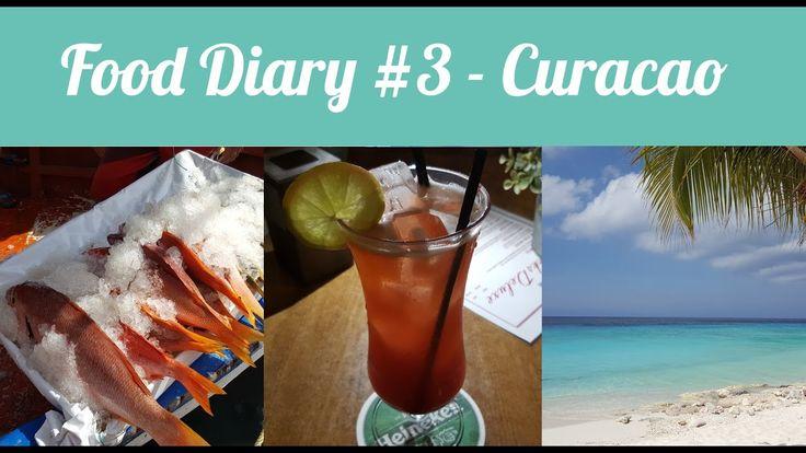 Food Diary #3 - Urlaub Curaçao -- Natürlich Lecker