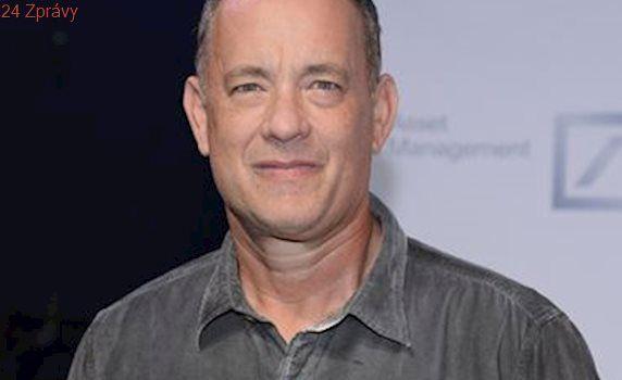 Posedlost psacími stroji. Herec Tom Hanks vydá vlastní sbírku povídek