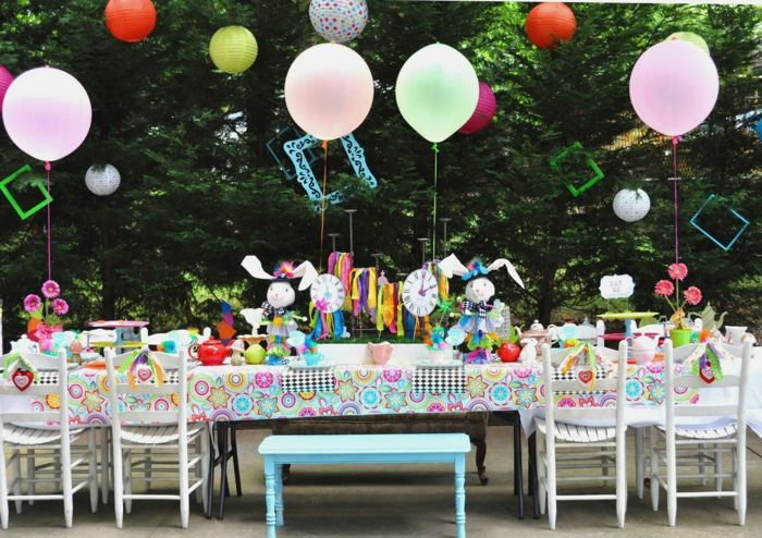 kindergeburtstage feiern kinderparty geburtstagsspiele