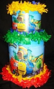 chuggington party supplies