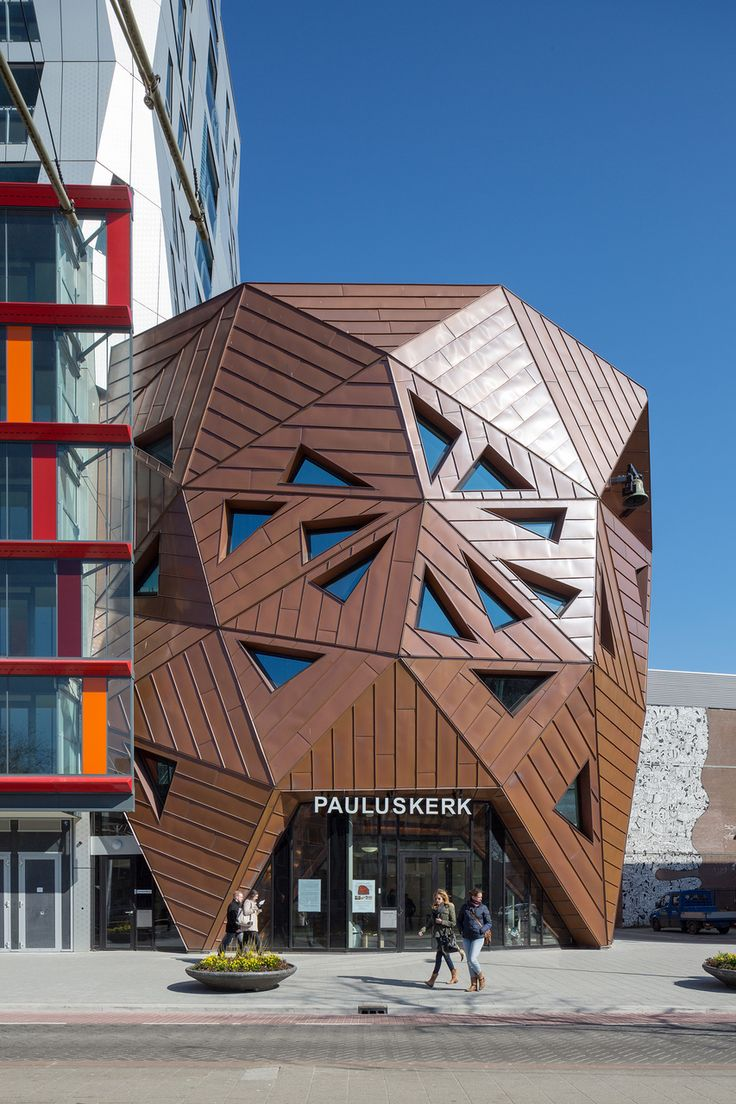 Rotterdam Calypso 010, Paulus Kerk