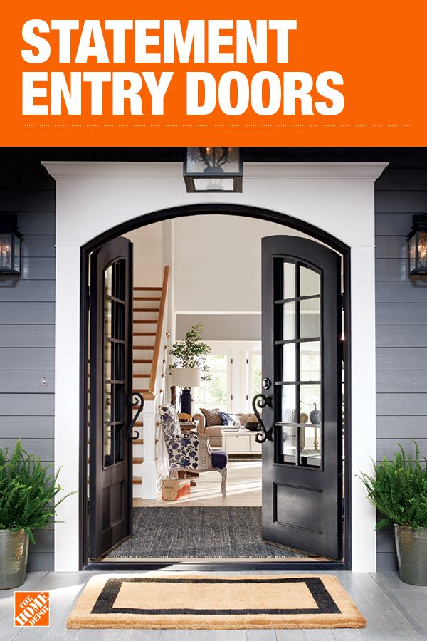 The Home Depot Has Everything You Need For Your Home Improvement Projects Click To Learn More And Shop Availab House Exterior Exterior Front Doors House Front