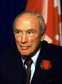 Hon. Pierre Trudeau....22nd Prime Minister of Canada from 1980 to 1984.....Introduction of the NEP; 1980 Referendum; Access to Information Act; Patriation of the Canadian Constitution; Canadian Charter of Rights and Freedom; Canada Health Act; Western alienation