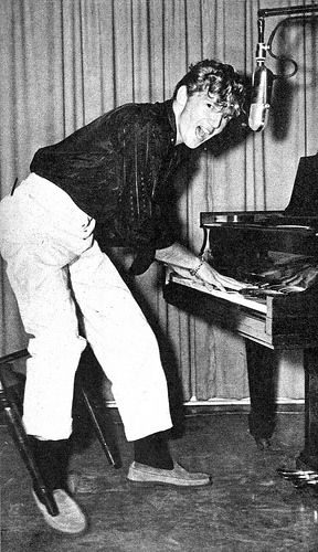 jerry lee lewis 1958 | Flickr - Photo Sharing!