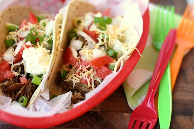 The Best Taqueria Taco Meat Recipe Yet from a cheeky kitchen.  recipe uses limeade...interesting!  looks great & so easy!  definitely giving it a try