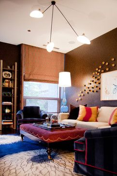 Urban Eclectic eclectic-home-theater