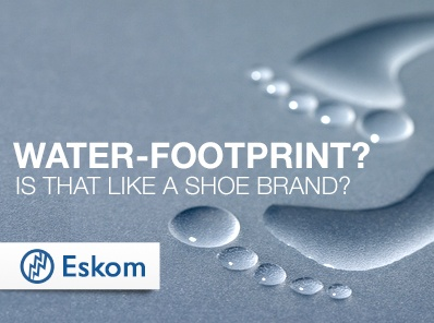 Caption contest!    If Eskom and the South African government continue to bet on coal, we will run out of water even more quickly than previously thought.    So we're making an advert on Eskom's behalf and we need your witty taglines! What do you think this image should say?    Put your captions in the comments section below, and click 'Like' on your favourite ones to vote for them.    We'll send the captioner with the most likes an awesome Use Me More T-shirt.