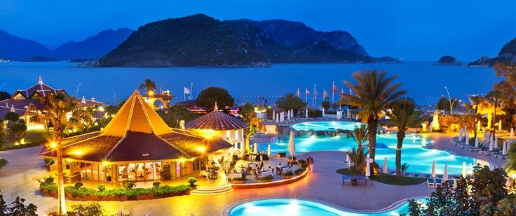 Martı Resort-Marti Resort Icmeler