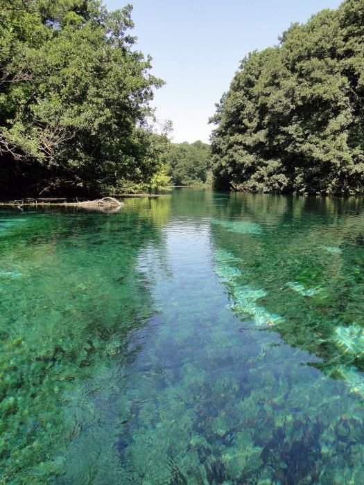 Saint Naum Springs, Galicica National Park, Ohrid, Macedonia