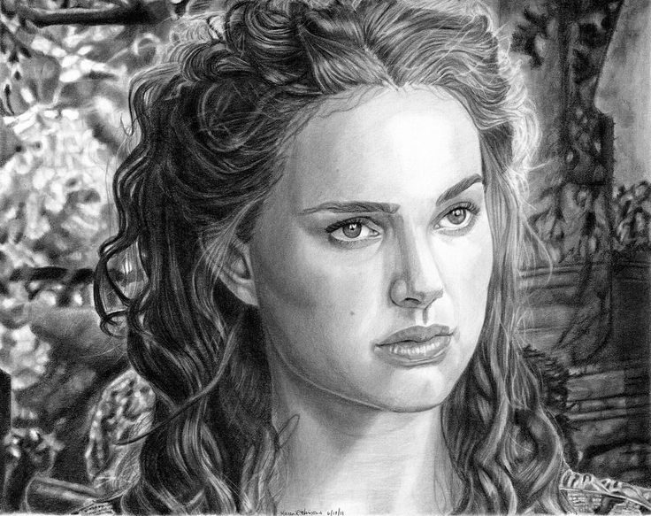 find this pin and more on coloring pages padme actress natalie portman