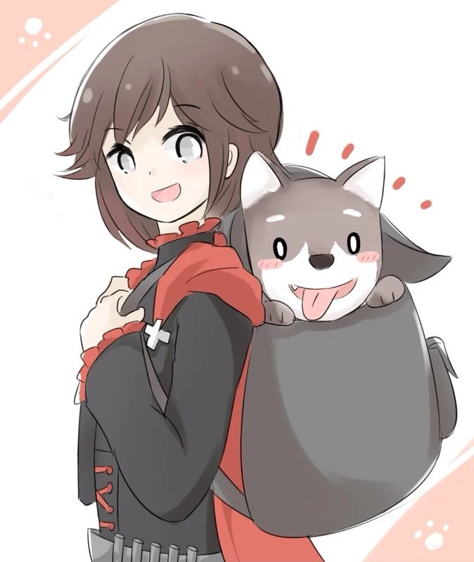 Ruby and zwei :D