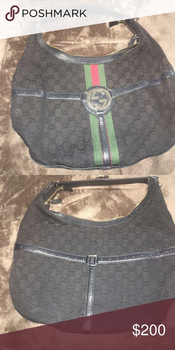 Gucci purse Black Gucci purse Gucci Bags Shoulder Bags