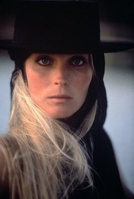 Bo Derek ...one of the few blondes I find BEAUTIFUL with or without make-up!
