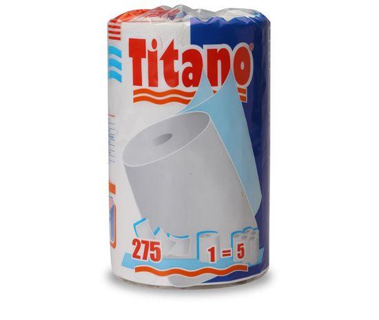 Rotolo carta assorbente asciugatutto Titano