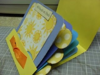 so cute!  You don't need to keep the fasteners.  Use the same holes to tie a ribbon through: Matchbook Minis, Minis Books, Books Album, Minis Album, Minis Matchbook, Matchbook Album, Minis Scrapbook, Matching Books, Album Scrap