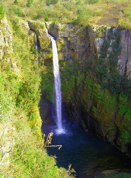 Mac Mac falls - Graskop, South Africa