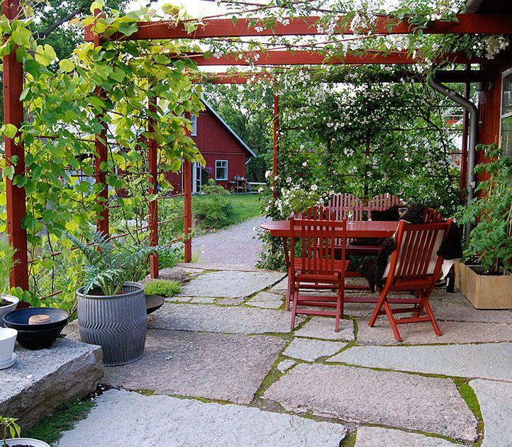 Picture 104 « SALTSJÖ-BOO, BOSTADSRÄTTSTRÄDGÅRD, Galleri | Marika Delin Trädgård