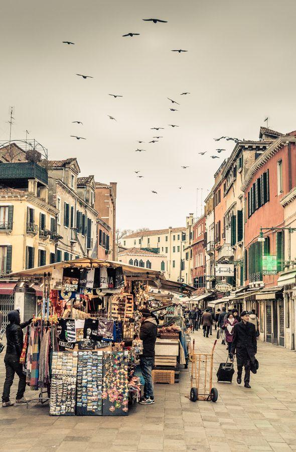 Venice Market, Italy