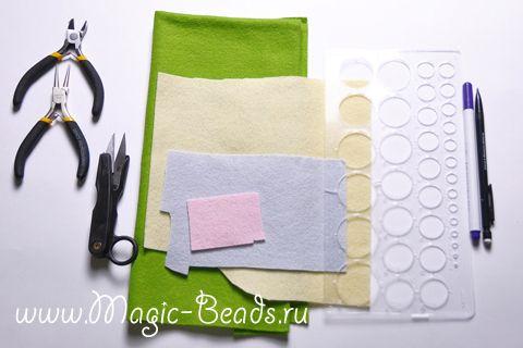 Бисероплетение и рукоделие: схемы поделок из бисера и бусин В нынешнем фото-уроке используются приёмы таких видов вышивки как: вышивка гладью и объёмная вышивка с использованием подложки.