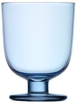 IITALA Lempi glass light blue