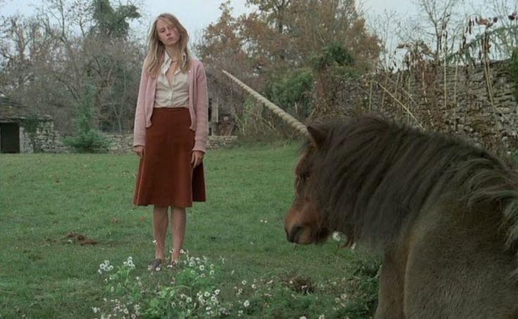 Cathryn Harrison in Black Moon (Louis Malle, 1975)
