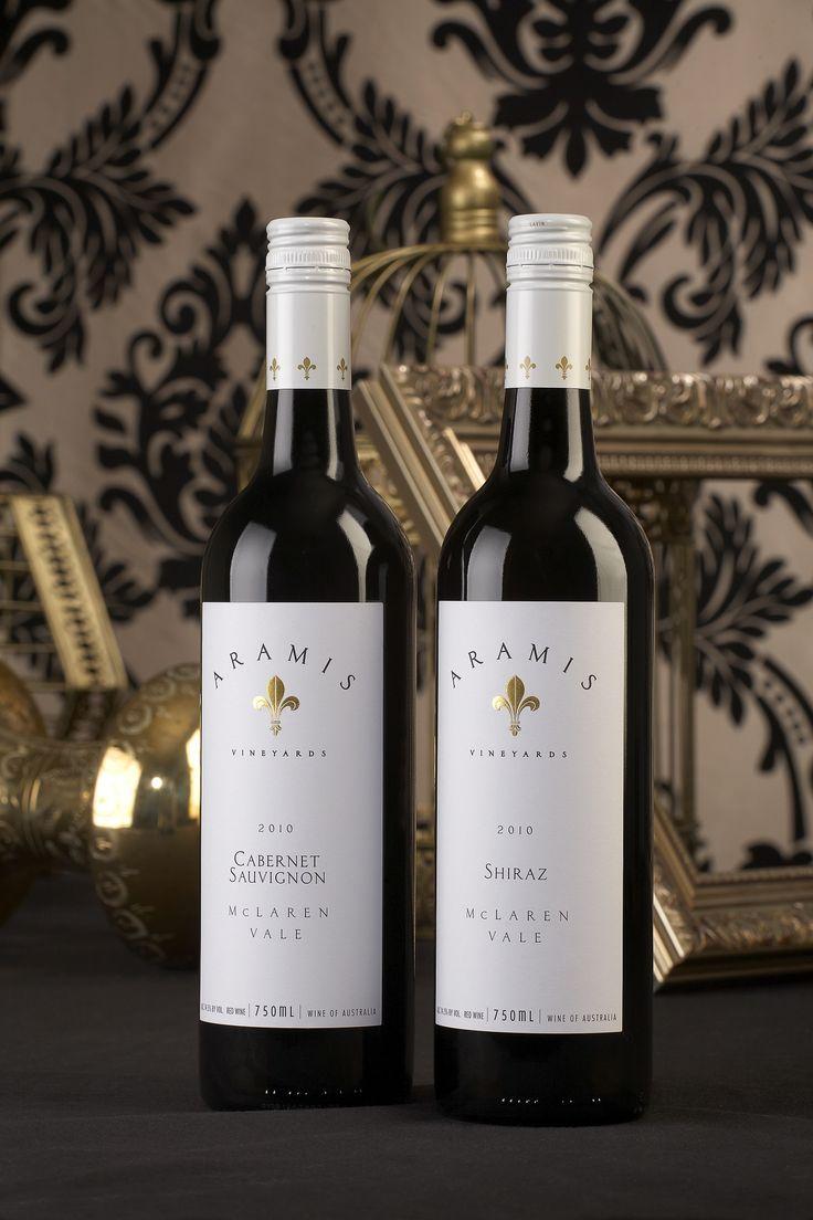 Aramis White Label Collection #Wine #AramisVineyards