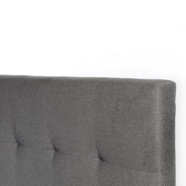 Bett L200 x B160 x H115 cm, Jute, Bettgestell, Betten, grau, neu in Bayern - Mömlingen   Bett gebraucht kaufen   eBay Kleinanzeigen