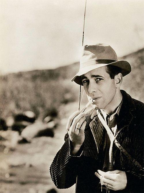 Humphrey Bogart, 1936.