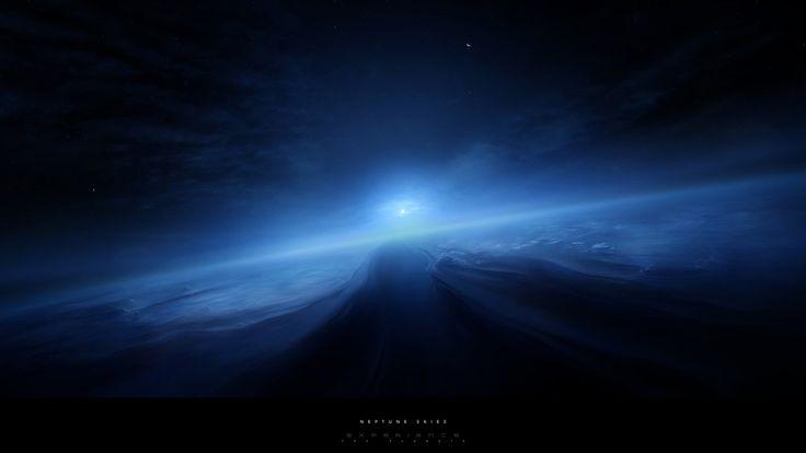 sci fi backgrounds desktop